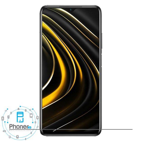 صفحه نمایش گوشی موبایل Xiaomi Poco M3 رنگ مشکی