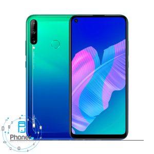 رنگ آبی گوشی موبایل Huawei ART-L29 Y7p