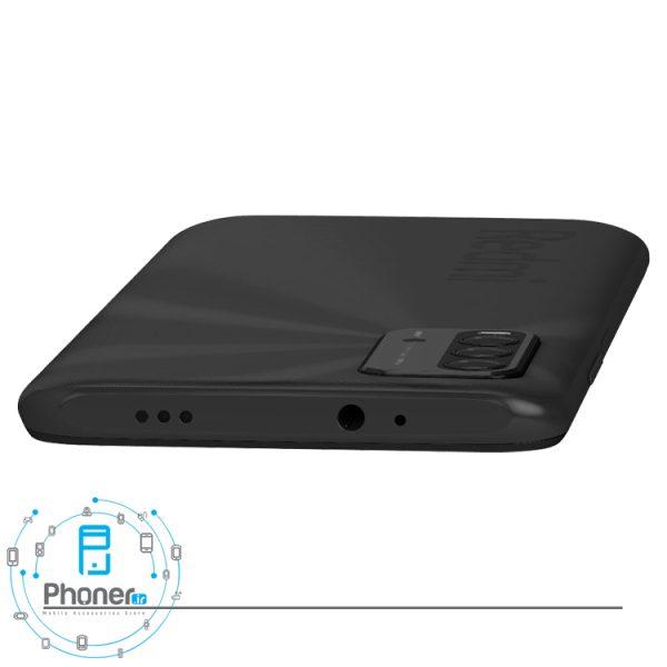 نمای بالای گوشی موبایل Xiaomi Redmi 9T