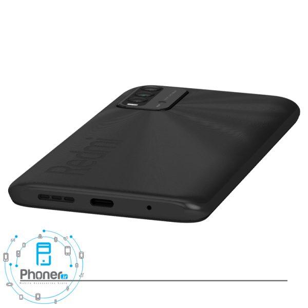 نمای پایین گوشی موبایل Xiaomi Redmi 9T