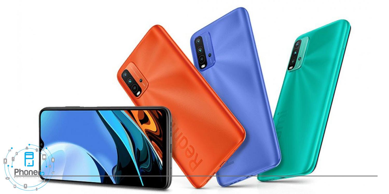 گوشی موبایل Xiaomi Redmi 9T