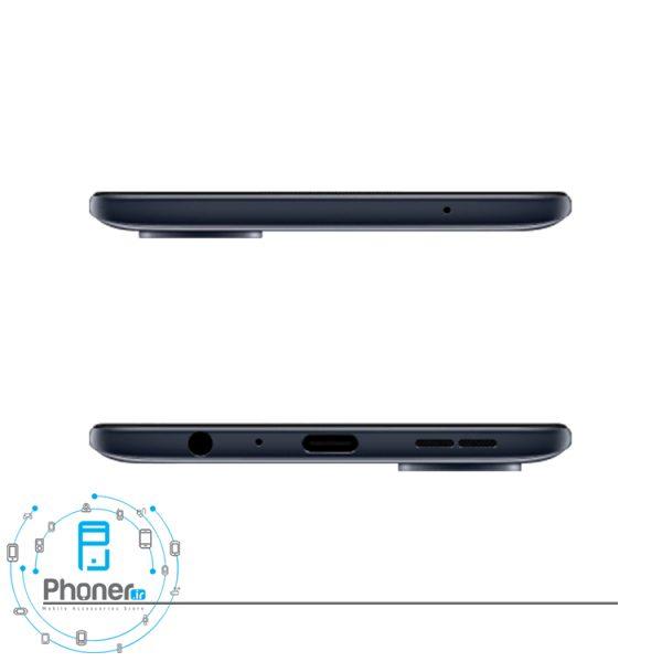 نمای بالا و پایین گوشی موبایل OnePlus BE2029 Nord N10 5G