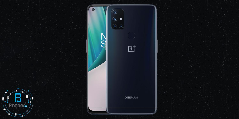 طراحی گوشی موبایل OnePlus BE2029 Nord N10 5G