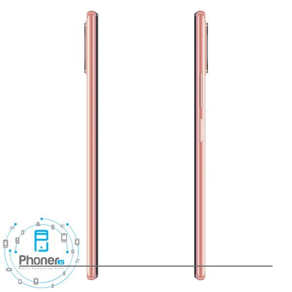نمای کناری گوشی موبایل Xiaomi Mi 11 Lite