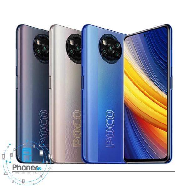 رنگ بندی گوشی موبایل Xiaomi Poco X3 Pro