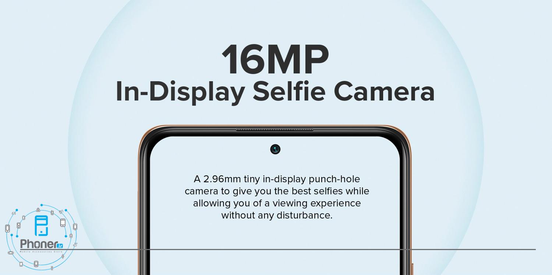 دوربین سلفی گوشی موبایل Xiaomi Redmi Note 10 Pro