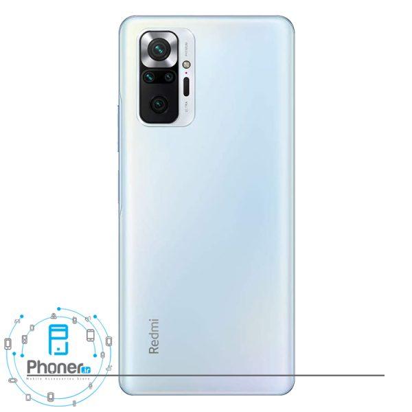 قاب پشتی گوشی موبایل Xiaomi Redmi Note 10 Pro در رنگ آبی