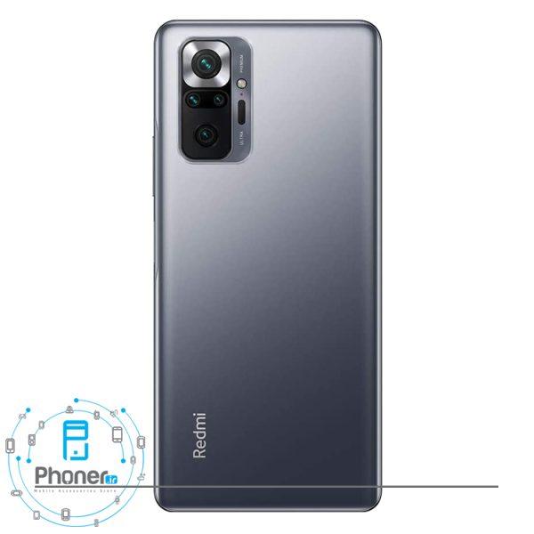 قاب پشتی گوشی موبایل Xiaomi Redmi Note 10 Pro در رنگ خاکستری