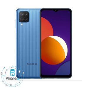 رنگ آبی گوشی موبایل Samsung SM-M127F Galaxy M12